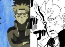 """Nhìn vào mối quan hệ """"cộng sinh"""" của Boruto và Momoshiki, Naruto có bị Ashura chiếm hữu không?"""