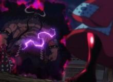 """One Piece: Một hit hạ gục đối thủ, bí mật về sức mạnh """"thần thánh"""" của Kaido Bách Thú là gì?"""