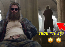 """Bụng phệ thôi là chưa đủ, Marvel còn định dìm hàng Thor bằng cách cho anh """"tè bậy"""" trong Avengers: Endgame"""