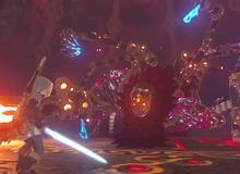 Hạ gục boss khủng trong Legend of Zelda: Breath of the Wild chỉ trong vòng 11 giây