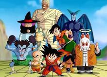 Dragon Ball: Xếp hạng sức mạnh của những người tham gia giải đấu võ thuật của Uranai Baba (P.1)