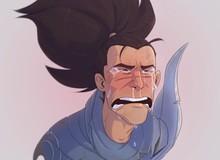 'Đấng' Yasuo siêu nhọ - Bị nerf tới phiên bản cuối cùng của Đấu Trường Chân Lý mùa 2