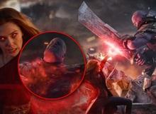"""Fan Marvel giờ mới hoảng hốt phát hiện ra trong ENDGAME, """"gã đô con"""" Thanos được đầu tư hẳn bộ... """"lông cánh""""?"""