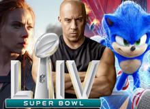 Black Widow và 10 trailer hấp dẫn của các bom tấn đã được công bố tại Super Bowl 2020