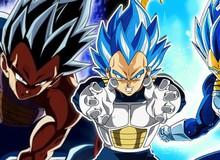 Dragon Ball: Mạng xã hội rầm rộ thông tin về phim riêng của Hoàng tử saiyan Vegeta