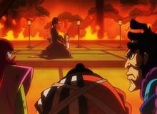 One Piece 970 củng cố thêm khả năng có kẻ phản bội trong hàng ngũ Oden từ quá khứ