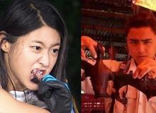 Giữa đại dịch corona: Loạt sao Hoa - Hàn gánh hậu quả lớn vì lộ clip ăn thịt động vật hoang dã