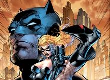 Black Canary từng suýt thành... mẹ vợ của Batman?