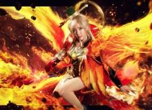 Bỏng mắt với bộ hình cosplay của nữ game thủ Liên Quân Mobile xứ Thái, Butterfly xinh thế này thì ai nỡ combat!
