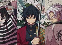 Mãn nhãn khi ngắm loạt fan art đậm chất Nhật Bản của các nhân vật trong Kimetsu no Yaiba