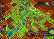 Nhanh tay nhận miễn phí 100% Board Game đỉnh cao Carcassonne