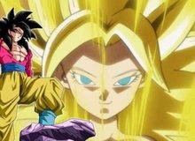 Dragon Ball Super: Caulifla hóa Super Saiyan 4 khoe body đốt mắt người nhìn