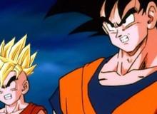 Dragon Ball: Người mạnh nhất Trái Đất Krillin hóa Super Saiyan và mọc tóc tốt um