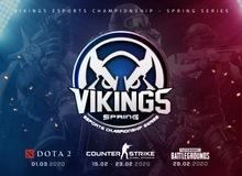 Viking eSports Championship - Spring Series (VECS): Sân chơi chào xuân đỉnh cao dành cho game thủ