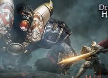 Devil Hunter: Eternal War - Dự án game MMORPG giả tưởng của Century Game mở đăng ký
