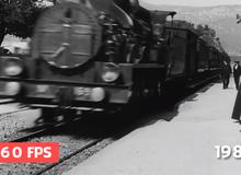 Dùng trí tuệ nhân tạo, YouTuber nâng độ phân giải đoạn phim quay từ năm 1895 lên 4K 60 FPS, còn có cả âm thanh