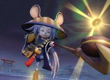 Mừng năm Canh Tý, NetEase tặng miễn phí chuột Tesso cho game thủ Onmyoji Arena