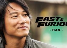 Fast & Furious: Đã có chuyện gì ập đến với Han mà anh giờ đây 'bất ngờ sống lại tại phần 9'?