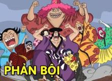 """One Piece: """"Tróc nã"""" ai là kẻ phản bội Oden và tiết lộ kế hoạch của quân phản loạn"""