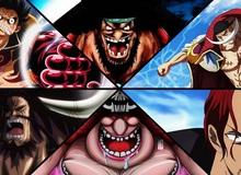 """One Piece: Điểm lại các vết sẹo """"vang dấu 1 thời"""" của các Hoàng Đế ở Tân thế giới"""