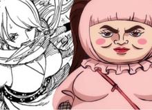 """One Piece: Nhan sắc đầy khác biệt của Shinobu thời trẻ, từ """"bưởi"""" thành """"mướp"""" khiến các fan choáng váng"""