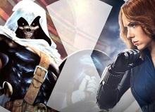 """Black Widow: Captain America và hàng loạt siêu anh hùng đã bị Taskmaster """"sao chép"""" chiêu thức, Góa phụ đen phen này """"ăn hành"""" ngập mặt?"""