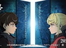 Bom tấn webtoon Tower of God chính thức được chuyển thể thành anime, ra mắt ngay đầu năm nay!