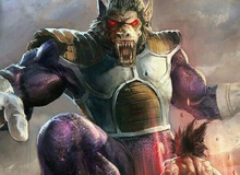 Giật mình khi thấy các nhân vật trong Dragon Ball được vẽ lại theo phong cách thực tế pha lẫn chút rùng rợn