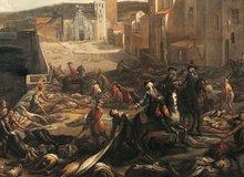 """Sự càn quét của """"Cái Chết Đen"""": Đại dịch đã xóa sổ 25 triệu người tại Châu Âu"""