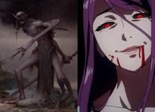 Nguồn gốc thực sự của Ghoul - Ngạ Quỷ: Những con quái vật giả dạng phụ nữ để săn mồi