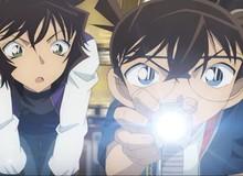 """Conan Movie 24: """"Viên đạn màu đỏ tươi"""" tung trailer mới, 2 anh em Akai đánh nhau kịch kiệt"""