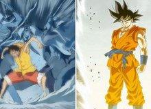 Khái niệm sức mạnh trong One Piece và Dragon Balll, Ki hay Haki mạnh hơn?
