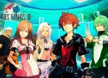 Sau 4 năm ngủ quên, game di động cực đỉnh Chaos Rings III bất ngờ ra mắt phiên bản mới