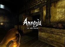 Dòng game kinh dị hay nhất thế giới Amnesia quay trở lại với game mới siêu ám ảnh