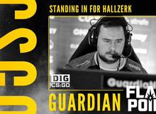 CS:GO Lão tướng GuardiaN trở lại đấu trường chuyên nghiệp, Na`vi chính thức vươn lên vị trí số 1 thế giới