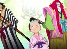 """One Piece: Đi tìm """"tay trong"""" của Kaido ở Wano quốc, hắn ta là Kanjuro!"""
