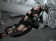 Bỏng mắt, ngất ngây với bộ ảnh cosplay 2B sexy và đẹp nhất trong lịch sử