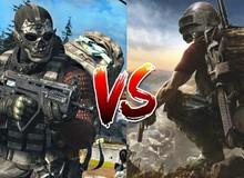 Chia sẻ cảm nhận về sự khác biệt giữa PUBG và Call of Duty: Warzone