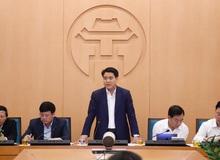 Hà Nội ghi nhận thêm 1 ca dương tính, Chủ tịch Hà Nội kêu gọi người dân tham gia mạnh mẽ, hạn chế mức thấp nhất nguy cơ lây nhiễm COVID-19