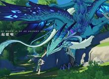 Siêu phẩm nhập vai thế giới mở Genshin Impact công bố thời điểm Close Beta