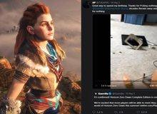 Game thủ phá nát phòng chơi game PS4 nhằm phản đối bom tấn Horizon Zero Dawn lên PC