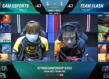 LMHT: Yoshino và Zeros bất phân thắng bại, GAM thắng kịch tính Team Flash nhờ sự tỏa sáng của Dia1