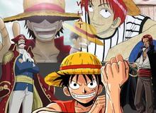 One Piece: 5 vị thuyền trưởng xuất sắc nhất thế giới hải tặc, số 1 chính là Luffy