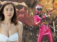 Ryusoulger: Nổ mắt với loạt ảnh nóng bỏng của nàng khủng long hồng Osaki Ichika