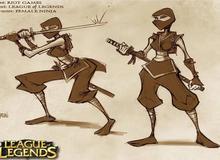 """Những concept tướng bị lãng quên này sẽ được Riot Games """"tái sử dụng"""" trong LMHT: Tốc Chiến?"""
