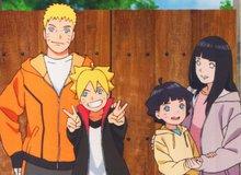 Naruto và 5 khoảnh khắc đáng nhớ khi Hokage đệ thất trở thành người cha, người chồng của gia đình