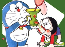 """5 món bảo bối """"siêu lợi hại"""" của Doraemon sẽ giúp những ngày nghỉ trốn dịch của bạn đầy ắp tiếng cười"""