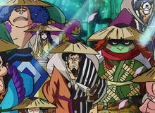 One Piece: Tám Cửu Hồng Bao sẽ là người chặt đứt 8 đầu rắn của Orochi?