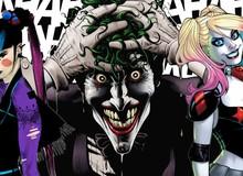 Chia tay Harley Quinn, Joker công bố bạn gái mới: Punchline