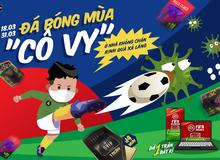 Nhằm giúp game thủ đỡ buồn chán khi phải ở nhà tránh dịch, FIFA Online 4 cho ra mắt sự kiện cực độc
